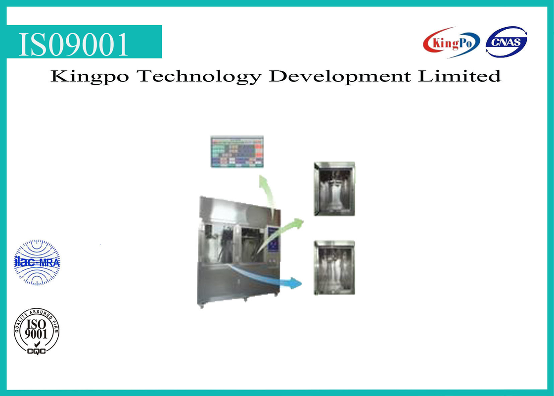 10KW/H Environmental Test Chamber Showerhead Service Life Tester