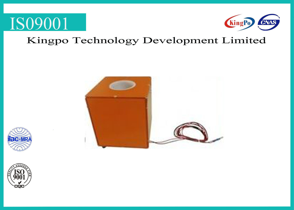 Red Copper Electrical Safety Test Equipment Water Evaporation Device