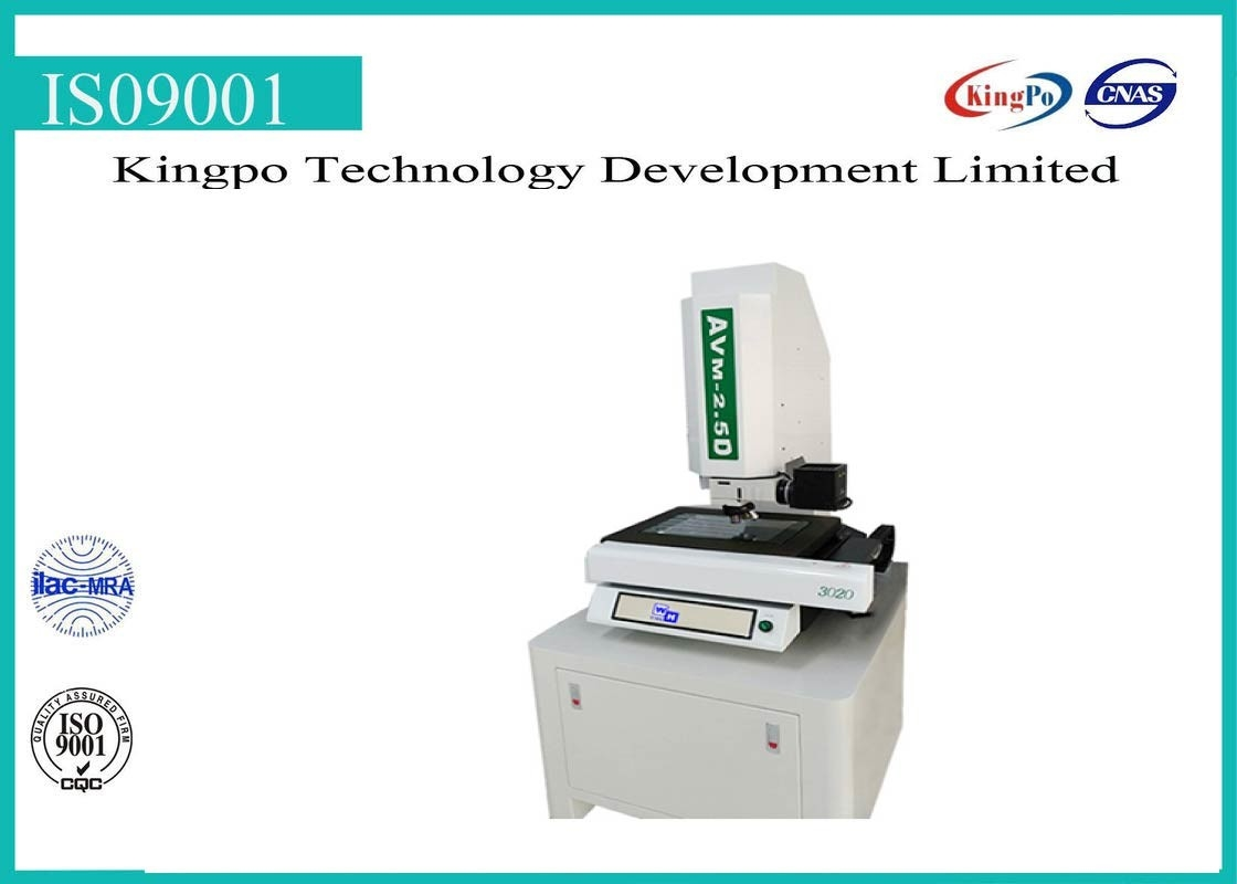 Small Travel Image Measuring Machine , Full Automatic High Power Metallographic Machine