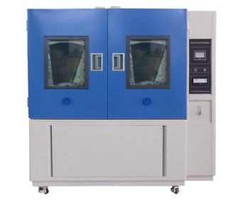 IEC 60529 IP5X6X Dust Test Chamber / Environmental Testing Machine