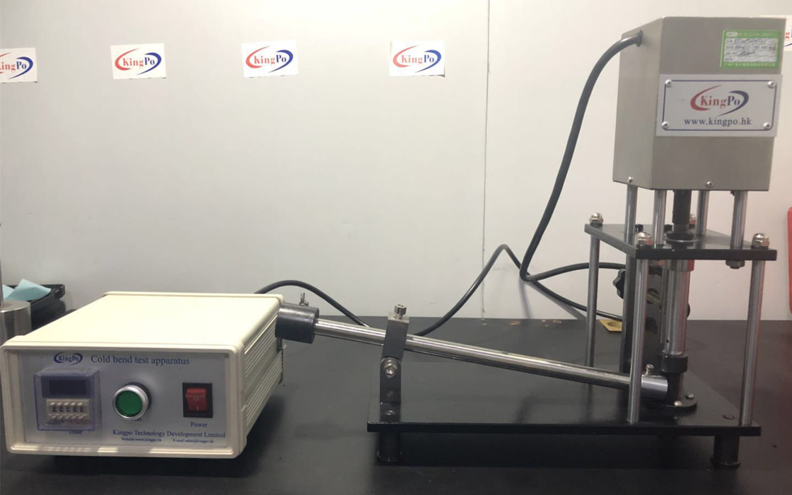 IEC 60598-2-21 Figure 2 Cold Bend Test Apparatus To Measure Dynamic Bending Performance Of Wire And Cable